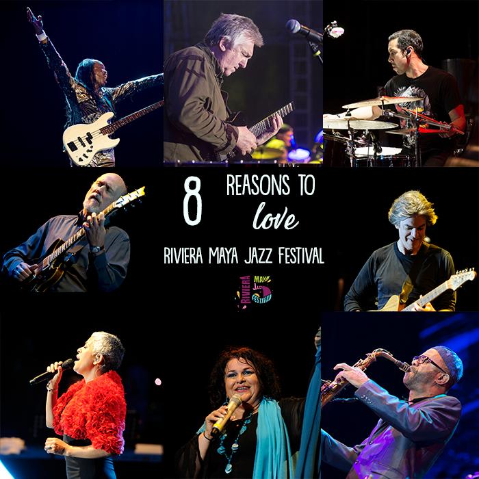 riviera maya jazz fest 2017