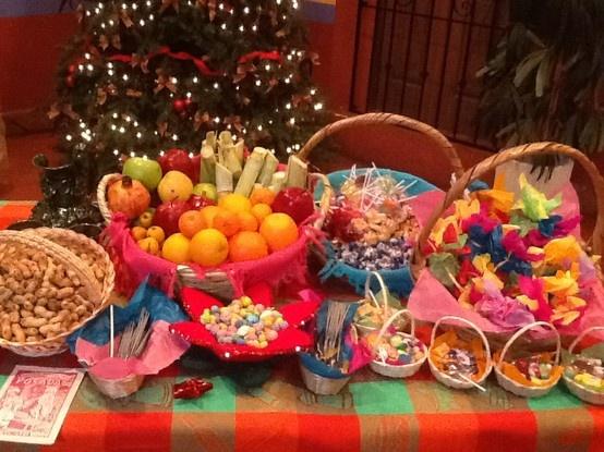 dulcestipicosmexicanos,piñata,posadas,merrychristmasinmexico,rivieramayasuites