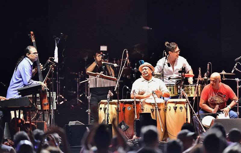 Jazz Festival Riviera Maya 2018.