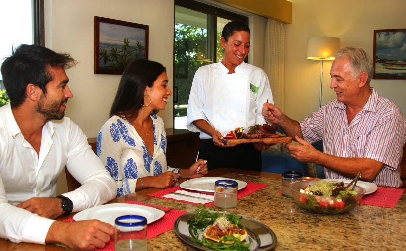 Chef a domicilio / Chef service at home